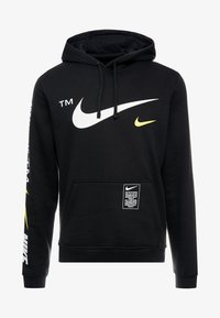 Nike Sportswear - CLUB HOODIE - Sweat à capuche - black - 5