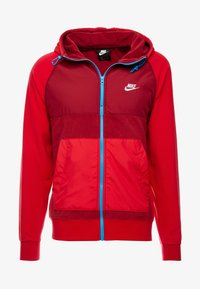 Nike Sportswear - HOODIE WINTER - Fleece jacket - red - 6