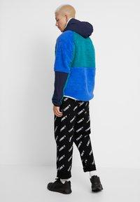Nike Sportswear - HOODIE - Hoodie - geode teal/obsidian/game royal - 2