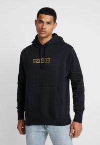 Nike Sportswear - HOODIE - Luvtröja - black - 0