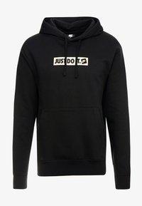 Nike Sportswear - HOODIE - Luvtröja - black - 4