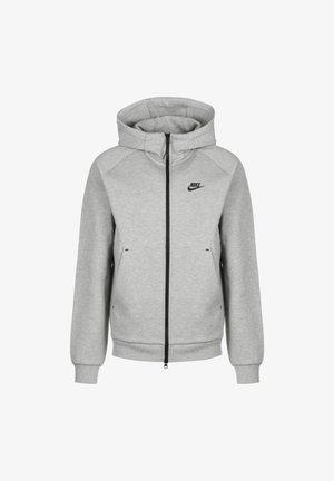 Light jacket - dark grey heather/ black