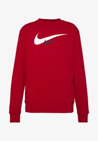 Nike Sportswear - CREW - Collegepaita - university red - 3