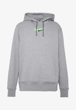 HOODIE  - Kapuzenpullover - dark grey heather