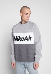 Nike Sportswear - AIR - Sweatshirt - grey heather - 0