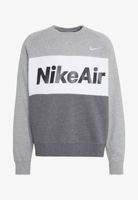 Nike Sportswear - AIR - Sweatshirt - grey heather - 3