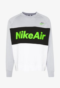 smoke grey/white/black/volt