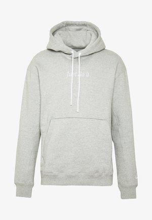 HOODIE - Hoodie - grey heather