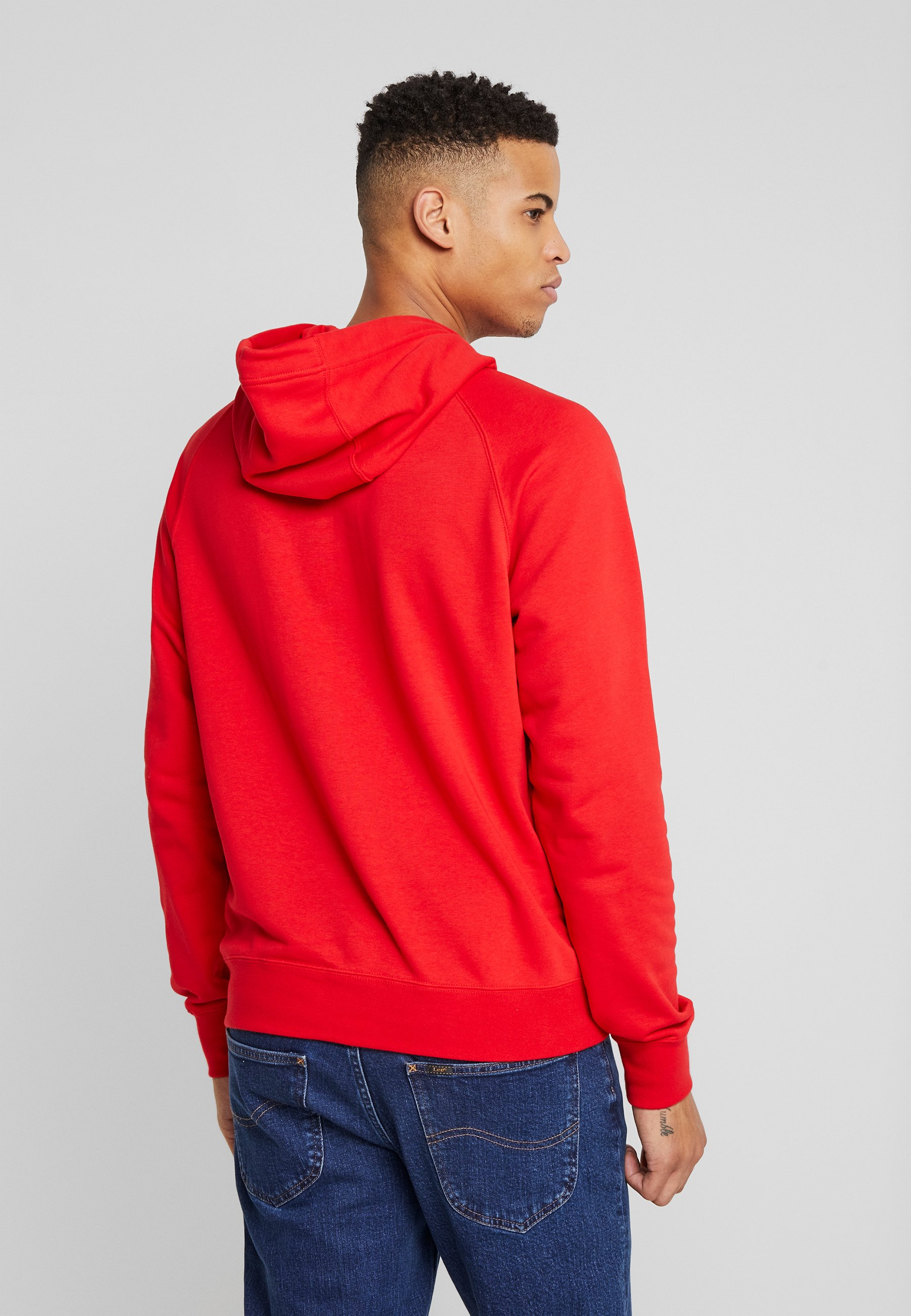 Nike Sportswear Kapuzenpullover - university red