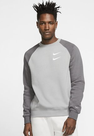 Sweatshirt - particle grey/iron grey/white