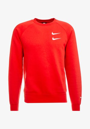 Sweatshirt - university red/white