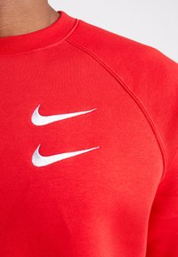 Nike Sportswear - Sweatshirt - university red/white - 4