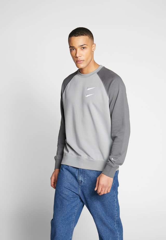 M NSW RW FT - Sweater - particle grey/white