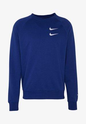 Sweatshirt - deep royal blue