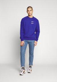 Nike Sportswear - M NSW RW FT - Sweatshirt - deep royal blue - 1