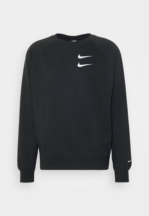 M NSW RW FT - Sweatshirt - black/white