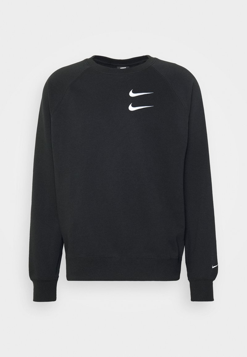 Nike Sportswear - M NSW RW FT - Collegepaita - black/white