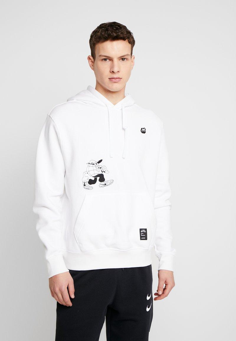 Nike Sportswear - Hoodie - white