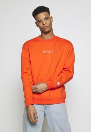Sweater - team orange/white