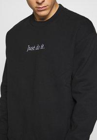 Nike Sportswear - Felpa - black/white - 5