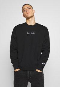 Nike Sportswear - Felpa - black/white - 0
