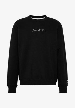Sweatshirts - black/white