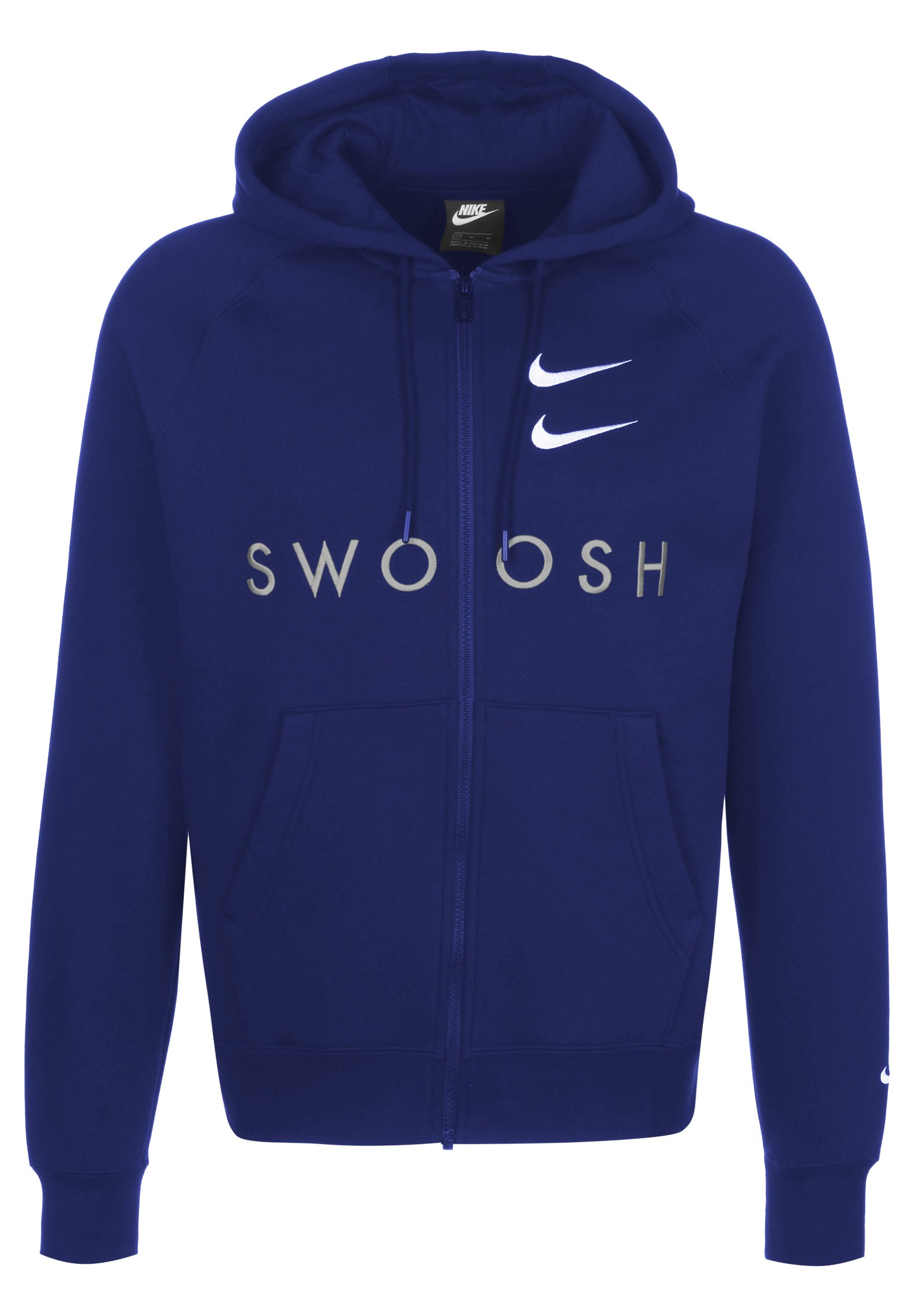 Nike Sportswear Bluza rozpinana - deep royal blue/grey