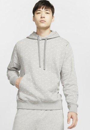 Bluza z kapturem - dark grey heather