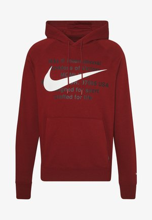 HOODIE - Jersey con capucha - team red