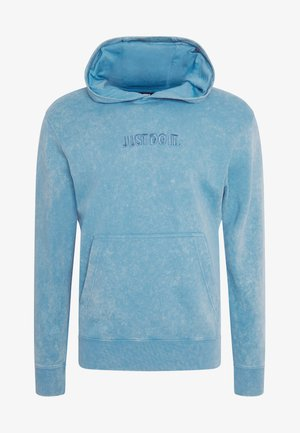 HOODIE WASH - Huppari - light blue