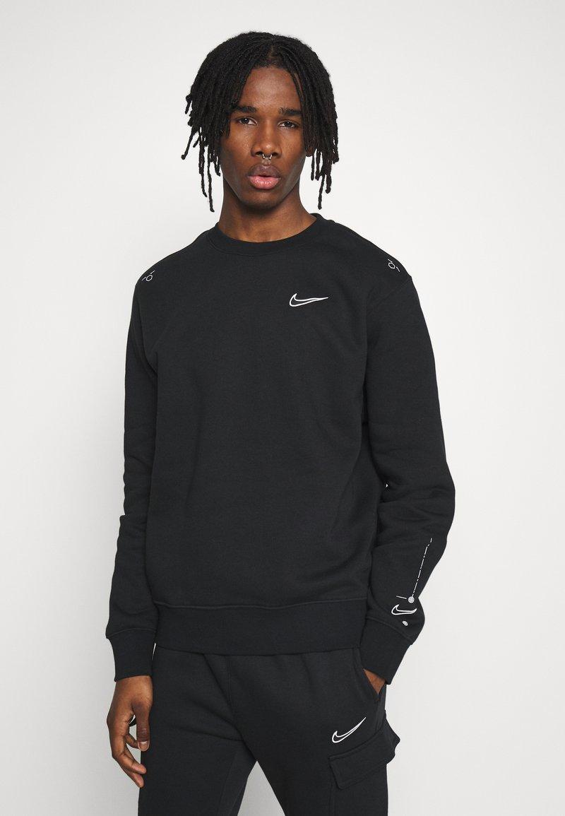 Nike Sportswear - CREW - Sweater - black