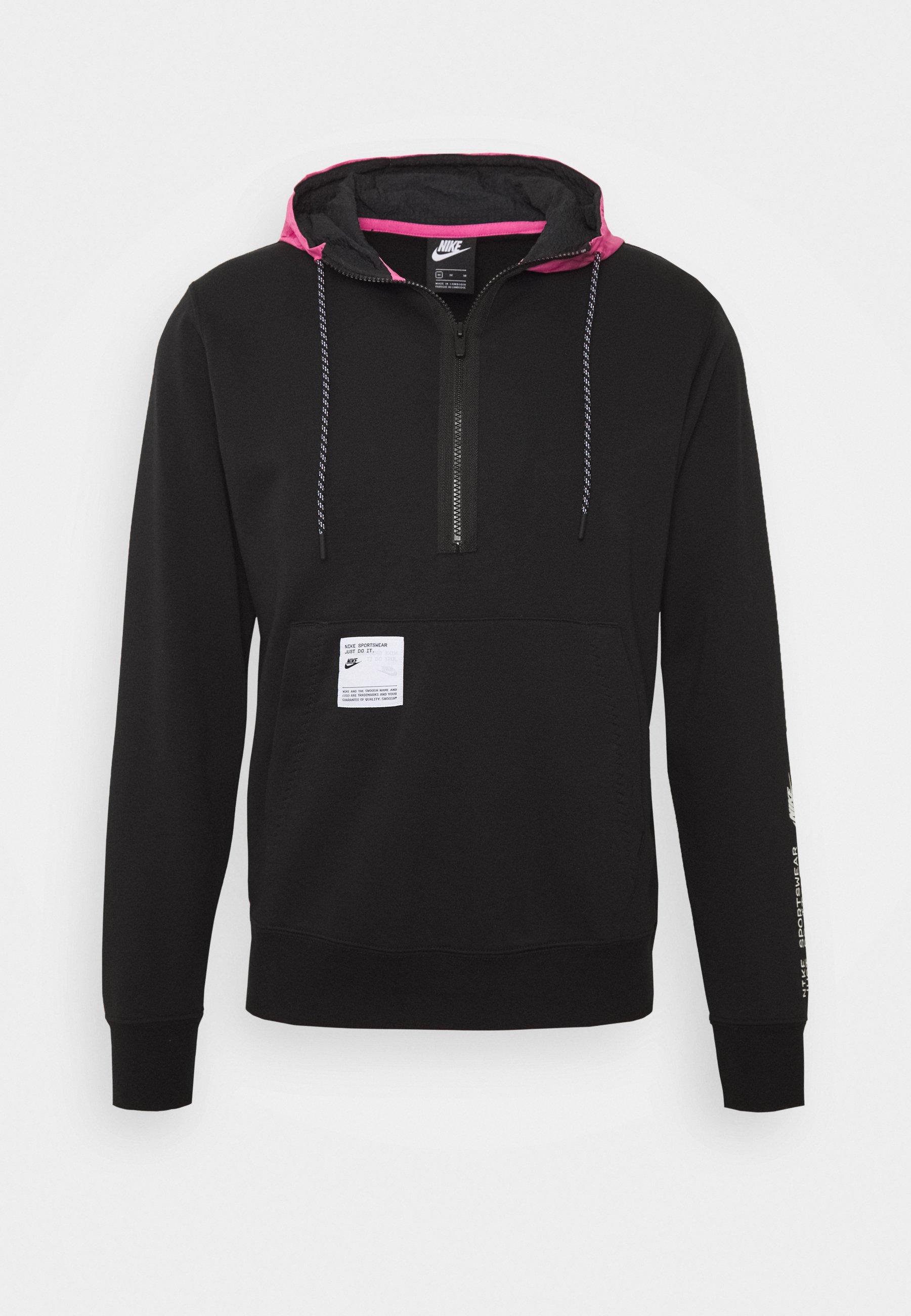 Nike Sportswear JUST DO IT Hoodie Pink, Herren   Schuhdealer