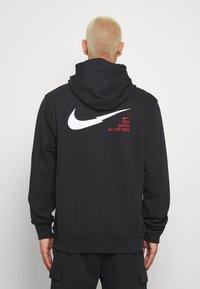 Nike Sportswear - HOODIE - Bluza z kapturem - black - 2