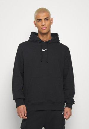 HOODIE - Bluza z kapturem - black