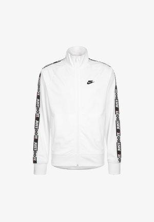 JUST DO IT TAPE SWEATJACKE HERREN - Training jacket - white