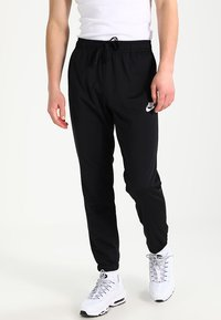 Nike Sportswear - BASIC - Tepláková souprava - black/white - 4