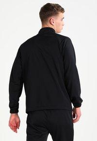 Nike Sportswear - BASIC - Tepláková souprava - black/white - 3