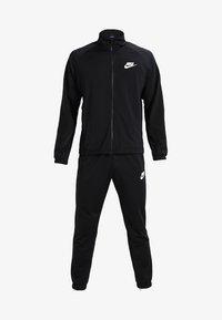 Nike Sportswear - BASIC - Tepláková souprava - black/white - 9