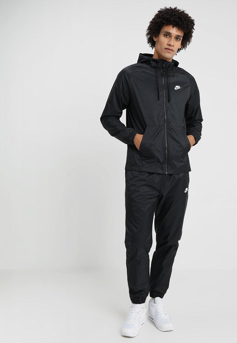 Nike Sportswear - Survêtement - black/black/white