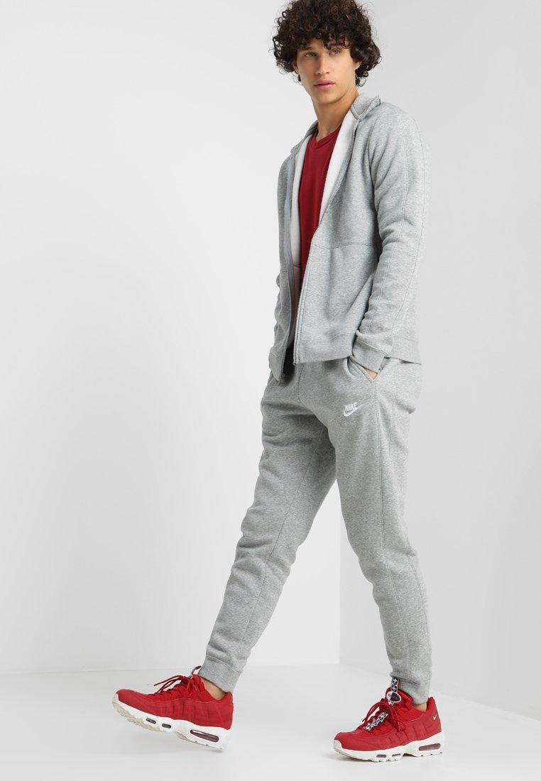 Nike Sportswear - Survêtement - dark grey heather/white
