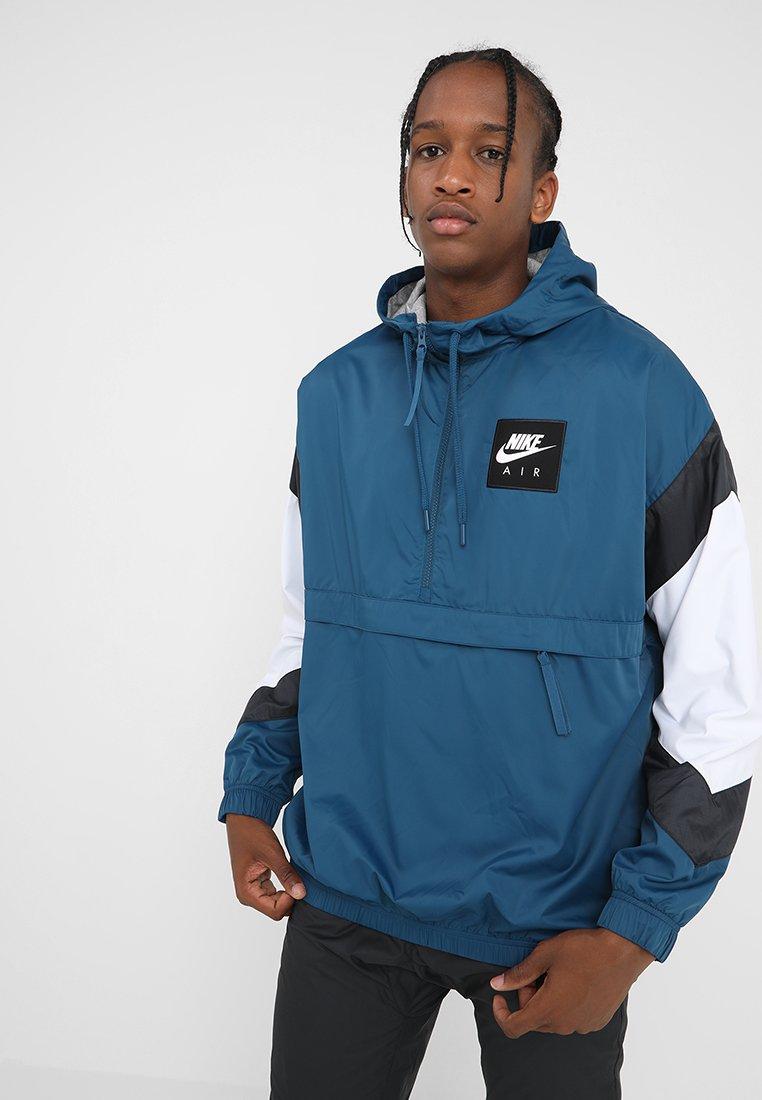 Nike Sportswear - Tuulitakki - blue force/white/blue force