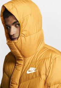 Nike Sportswear - Down coat - gold suede - 3