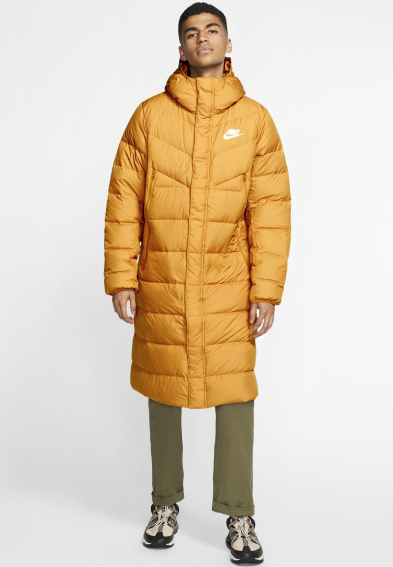 Nike Sportswear - Down coat - gold suede