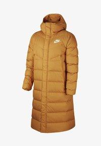 Nike Sportswear - Down coat - gold suede - 7