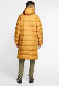 Nike Sportswear - Down coat - gold suede - 2