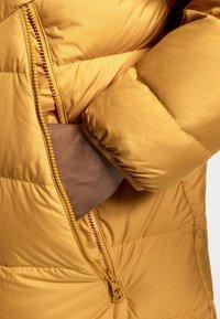 Nike Sportswear - Down coat - gold suede - 5