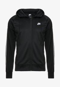 Nike Sportswear - HOODIE TRIBUTE - Sportovní bunda - black - 3
