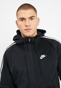 Nike Sportswear - HOODIE TRIBUTE - Sportovní bunda - black - 4