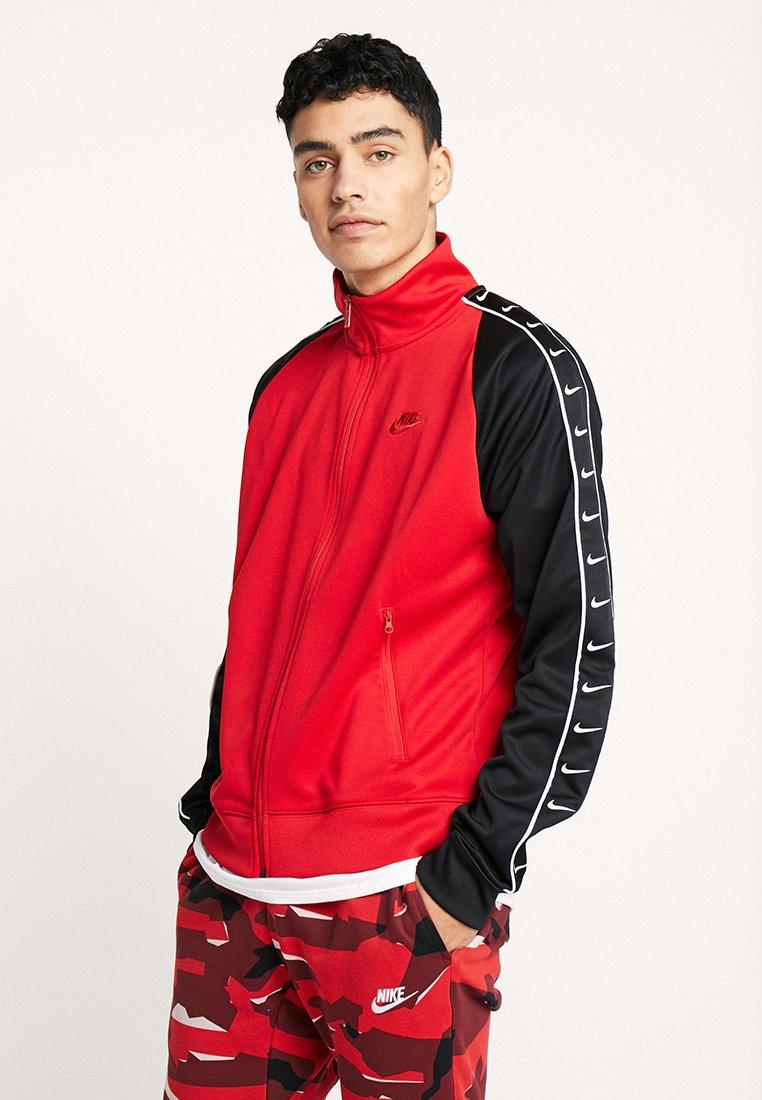 Nike Sportswear - Chaqueta de entrenamiento - university red/black