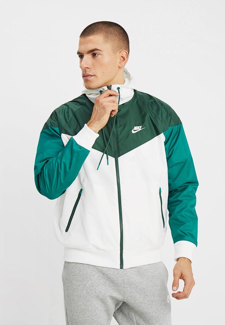 Nike Sportswear - Summer jacket - sail/fir/mystic green